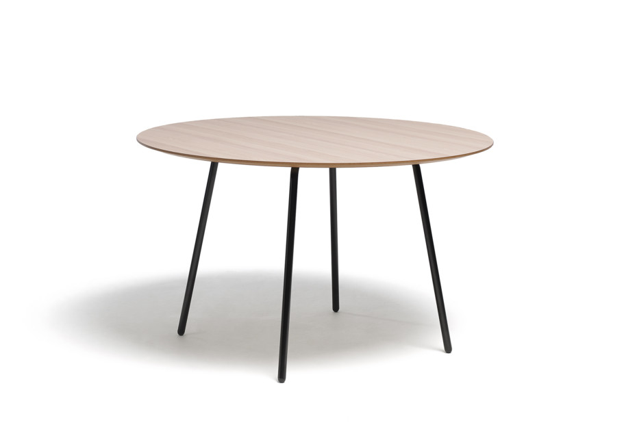 Paper table round