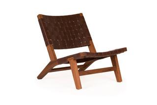 128 Lounge Chair  by  De La Espada