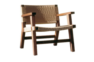 135 Lounge Armchair  von  De La Espada