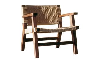 135 Lounge Armchair  by  De La Espada