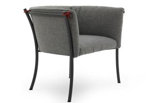 Smeralda armchair  by  De Padova