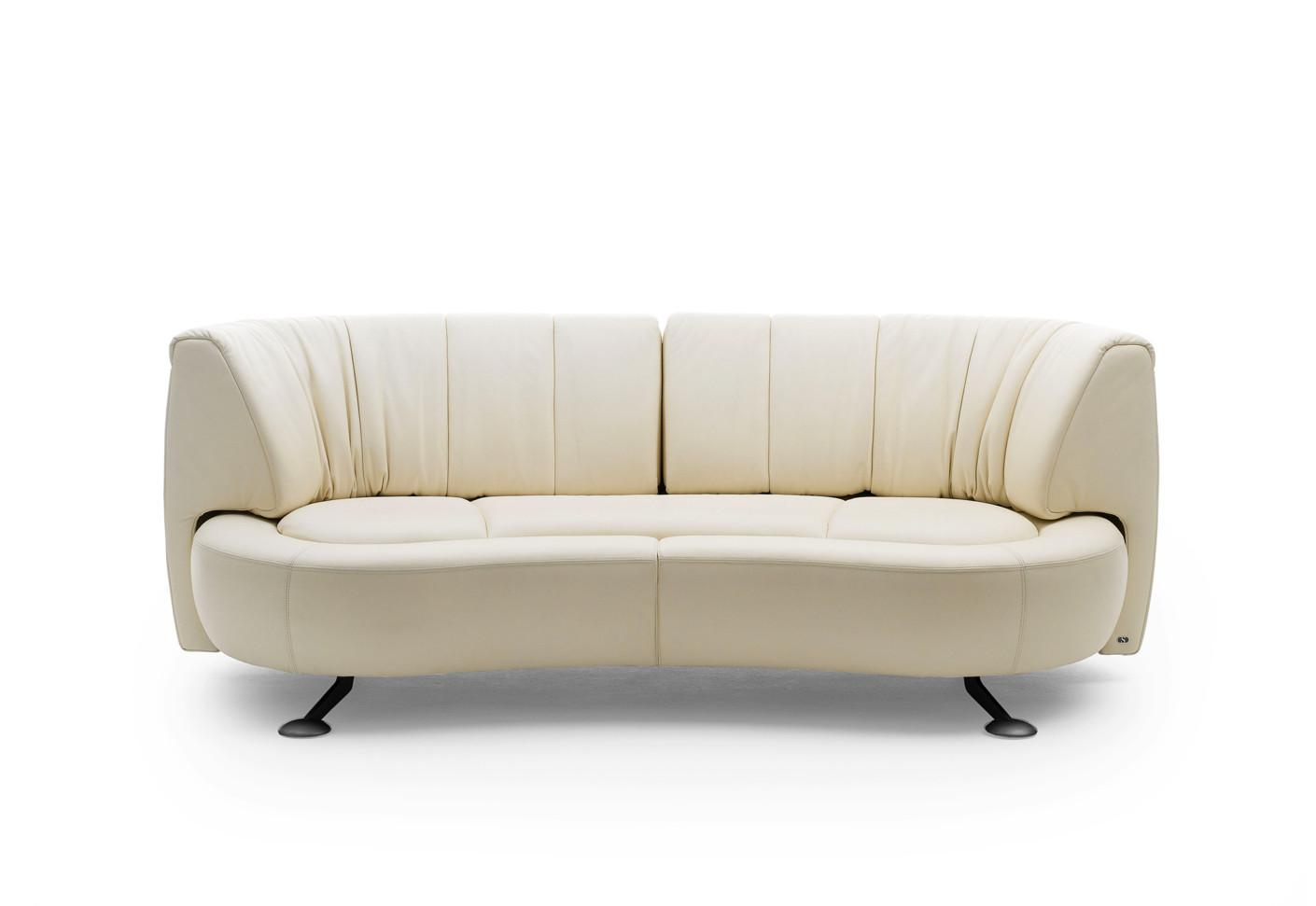 ds 164 sofa by de sede stylepark. Black Bedroom Furniture Sets. Home Design Ideas