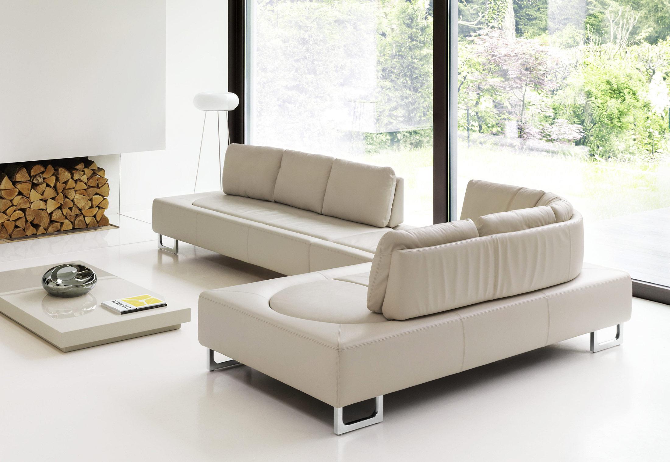 ds 165 corner sofa by de sede stylepark. Black Bedroom Furniture Sets. Home Design Ideas