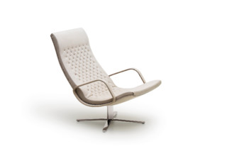 DS-51 armchair with armrests  by  de Sede