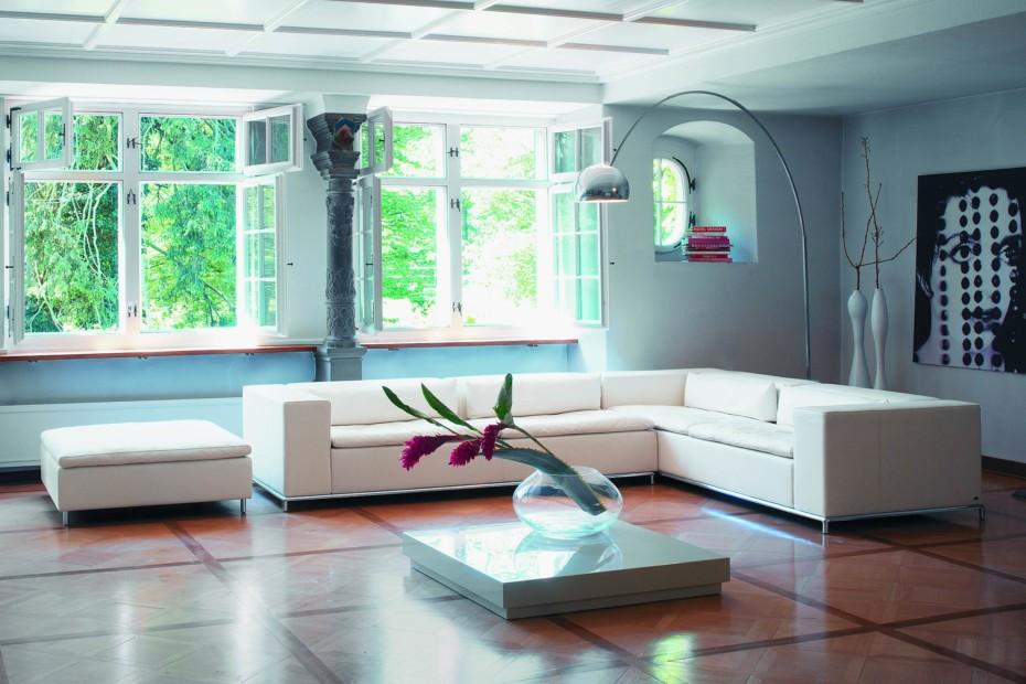 DS-7 corner sofa