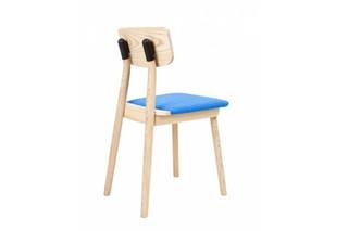 Clip half upholstered  by  De Vorm