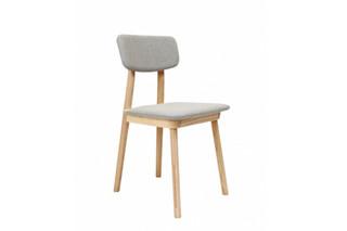 Clip upholstered  by  De Vorm