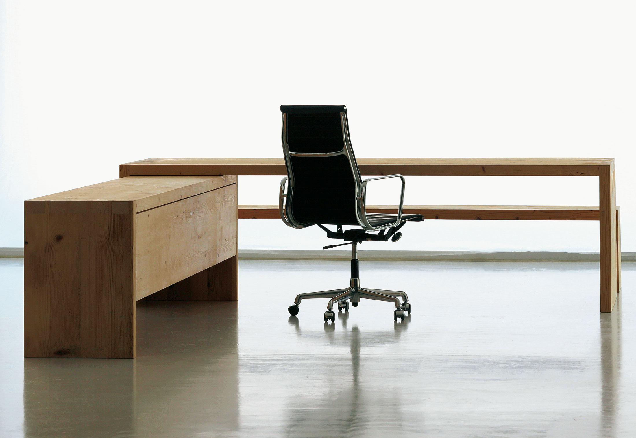 der tisch von decarus stylepark. Black Bedroom Furniture Sets. Home Design Ideas