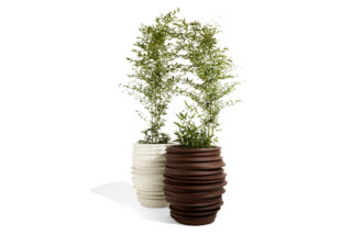 BABYLON planter L  by  DEDON