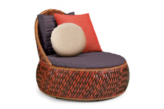 DALA lounge chair  by  DEDON