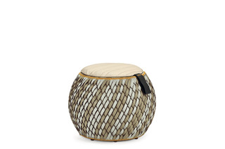 DALA stool / side table  by  DEDON
