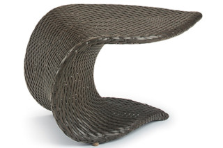 LEAF side table  by  DEDON
