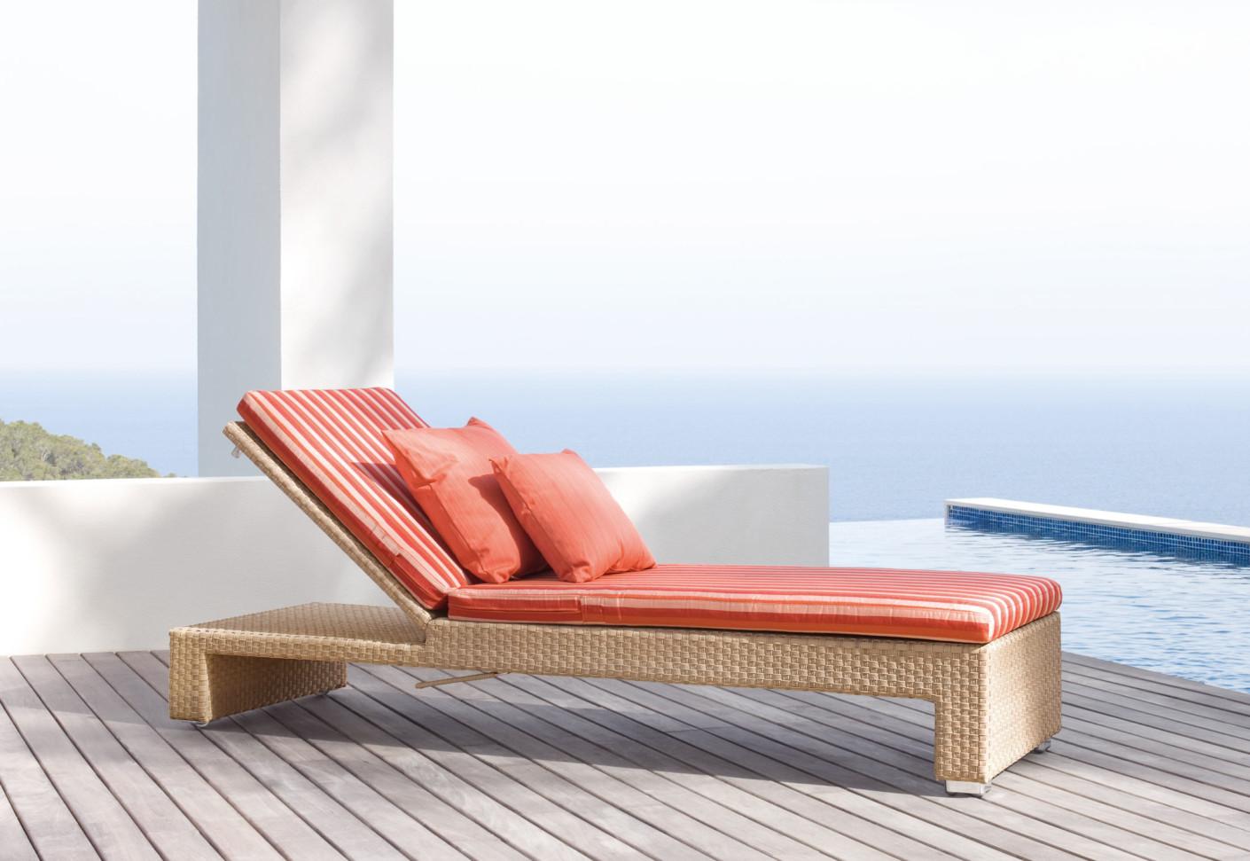 2 beach chairs on the beach - Lounge Beach Chair