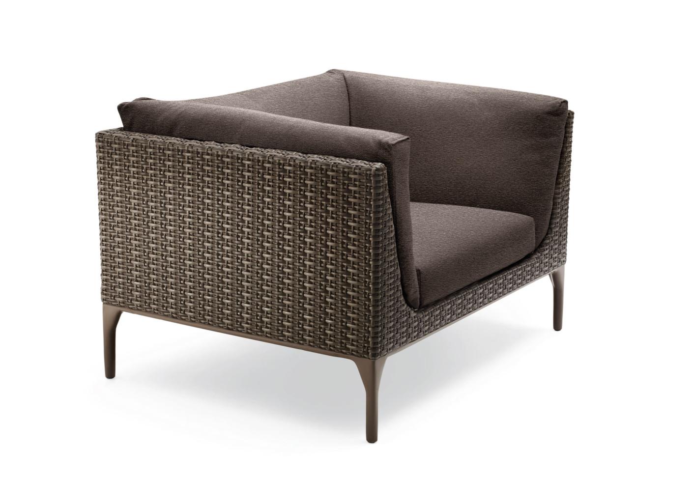 Mu Lounge Chair By Dedon Stylepark