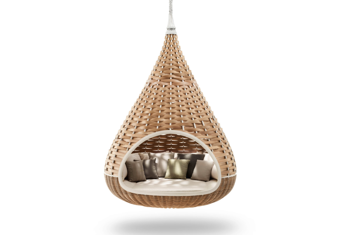 Nestrest Hanging Lounger By Dedon Stylepark