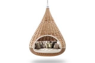 NESTREST hanging lounger  by  DEDON