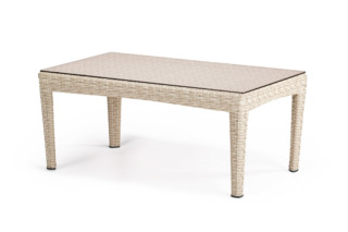 PANAMA coffee table 62x103  by  DEDON