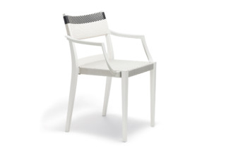 PLAY braided armchair  by  DEDON