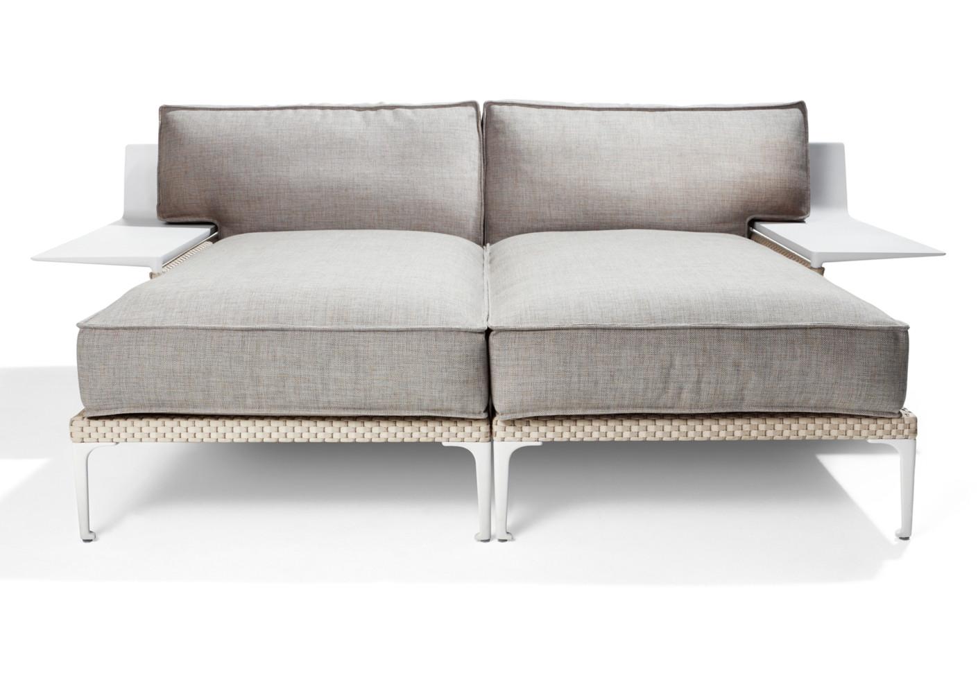 rayn tagesbett von dedon stylepark. Black Bedroom Furniture Sets. Home Design Ideas