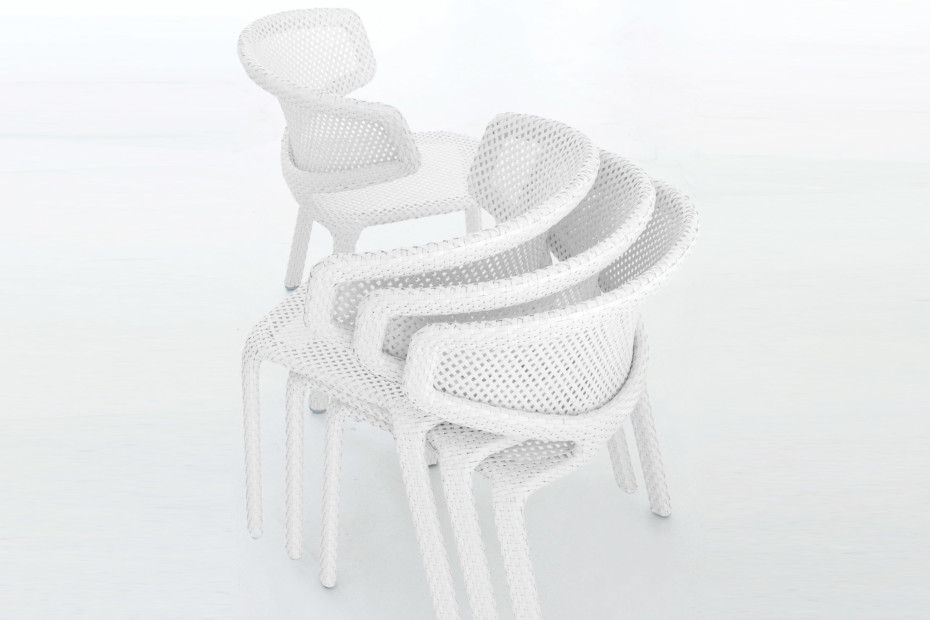 SEASHELL armchair