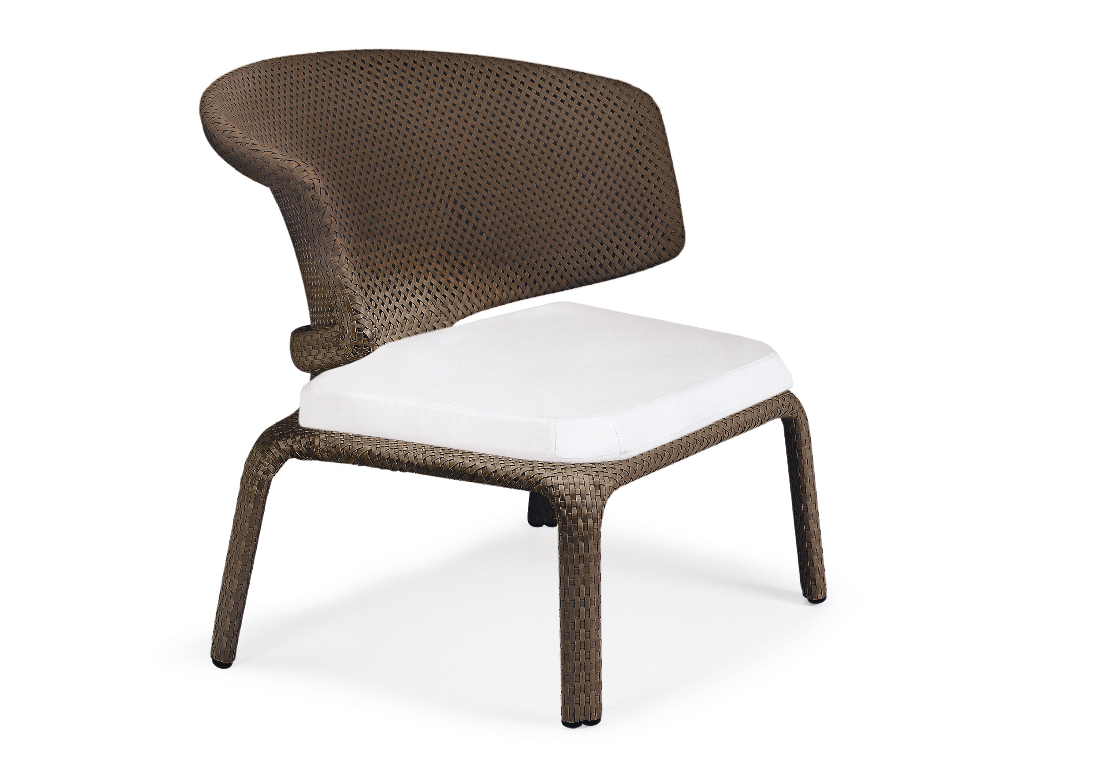 SEASHELL lounge chair by DEDON