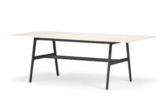 SeaX dining table  by  DEDON