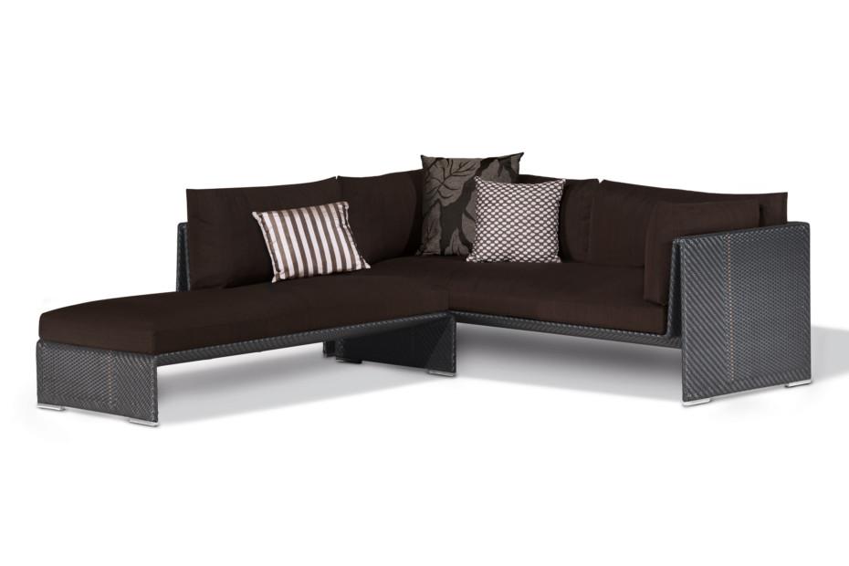 SLIM LINE 3er-Sofa