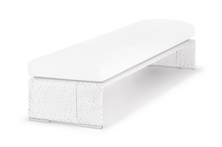 SLIM LINE bench  by  DEDON