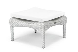 TANGO footstool  by  DEDON