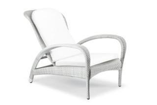 TANGO recliner  by  DEDON