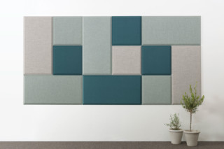 Domo wall panel  by  Abstracta