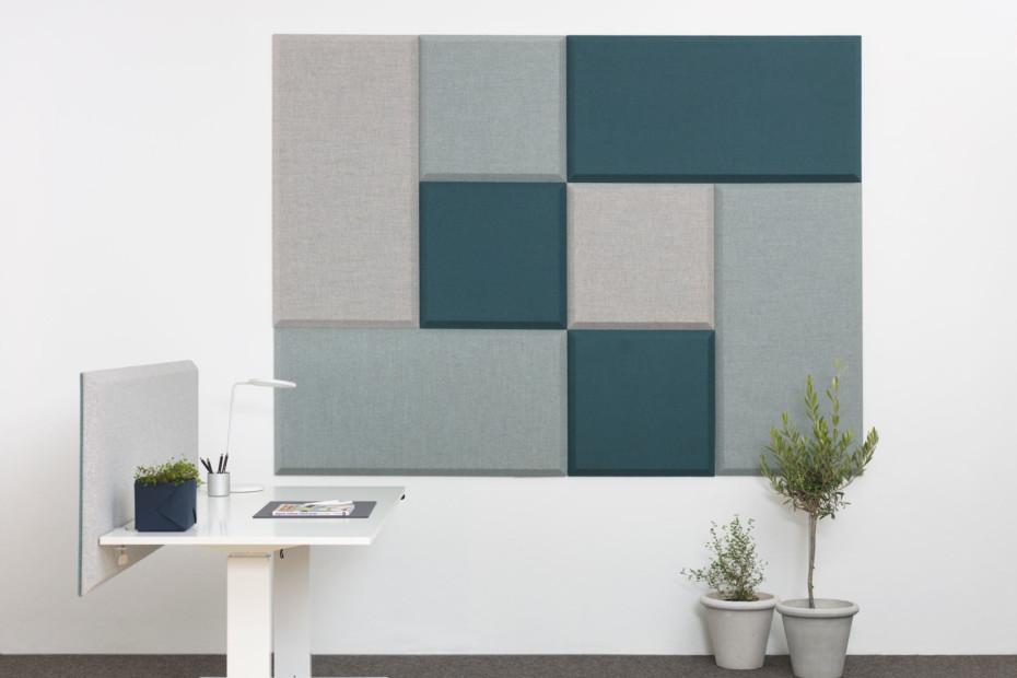 Domo wall panel