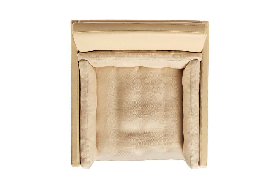 CB-561 Salon Club Chair leather
