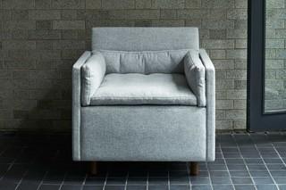 CB-561 Salon Club Chair  by  BassamFellows