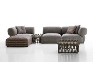 BUTTERFLY sofa  by  B&B Italia