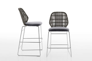CRINOLINE stool  by  B&B Italia