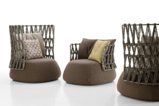 FAT SOFA OUTDOOR armchair  by  B&B Italia