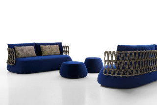 FAT SOFA OUTDOOR  by  B&B Italia