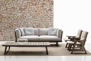 GIO Outdoor armchair  by  B&B Italia