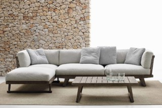 GIO户外沙发,B&B Italia设计