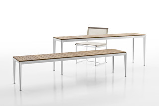MIRTO bench  by  B&B Italia