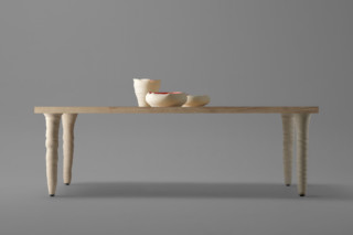 Fang dining table  by  BD Barcelona Design