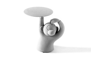 Monkey side table  by  BD Barcelona Design