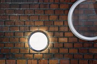 Zirko Wand- & Deckenleuchte  von  belux