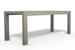 COMFONY 10 table  by  Benkert Bänke