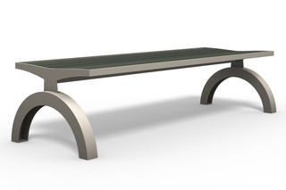 COMFONY 140 stool bench  by  Benkert Bänke