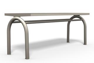 COMFONY 150 Tisch  von  Benkert Bänke