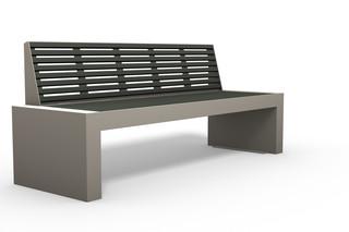 COMFONY 40 bench  by  Benkert Bänke