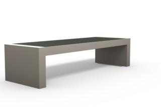 COMFONY 40 stool bench  by  Benkert Bänke