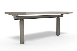 COMFONY 400 Tisch  von  Benkert Bänke